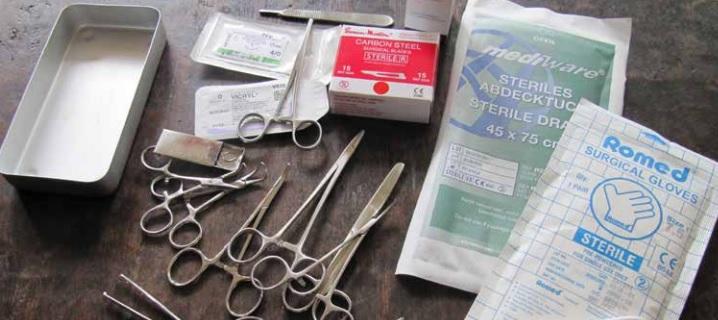 De Vasman leert huisartsen steriliseren