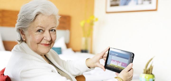Telemonitoring verbetert zorg bij hartfalen