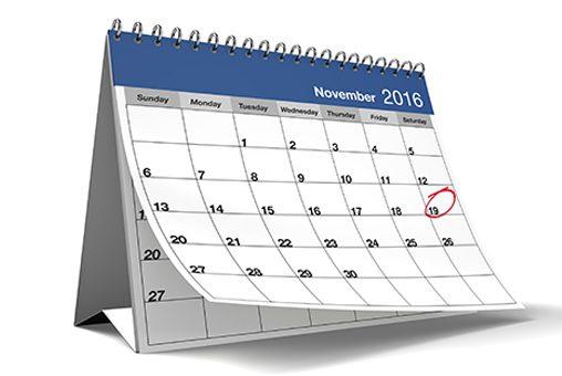 Hoe hard is de datum voor het bekendmaken van gecontracteerde zorgaanbieders?