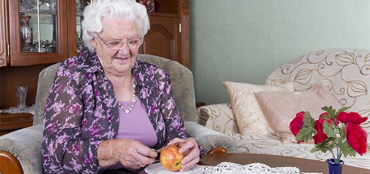 Zorg voor kwetsbare ouderen op drie niveaus werkt