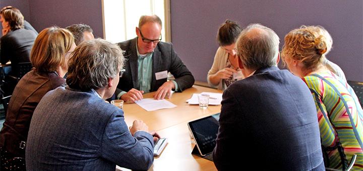 Bestuurders brengen toekomstvisie verder tijdens Zorggroepencongres 2016