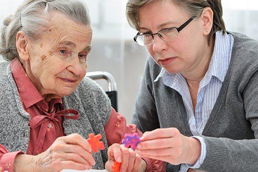Fragmentatie dreigt voor dementiezorg