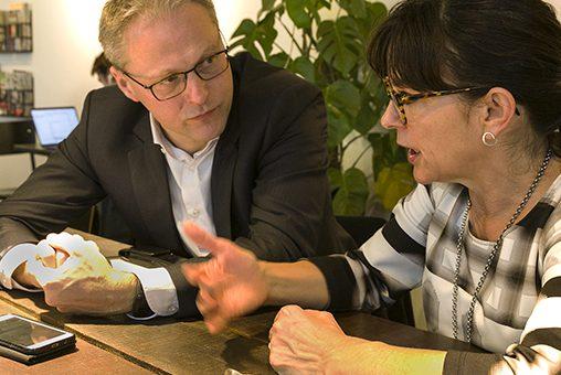 """Jolande Sap en Thomas Plochg, Federatie voor Gezondheid: """"Preventie moet lonend worden"""""""