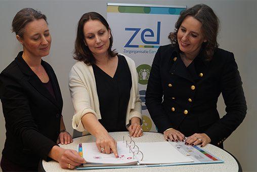 Persoonsgerichte zorg in hele ZEL-regio