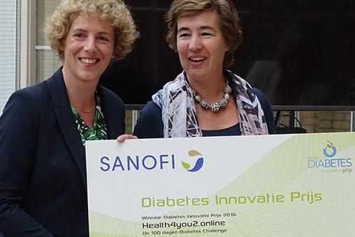 Diabetes Innovatie Prijs maakt verschil