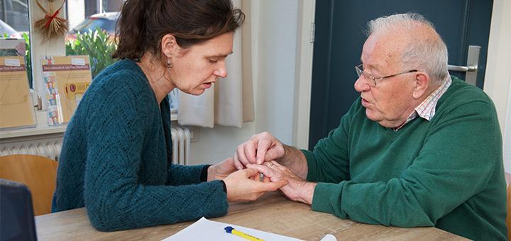 """""""Je kunt niet in de eerste lijn werken zonder geriatrische kennis"""""""
