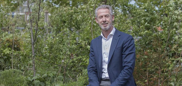 """Onno Hoes, voorzitter Schakelteam personen met verward gedrag:  """"Eerste signalen opvangen in huisartsenpraktijk"""""""