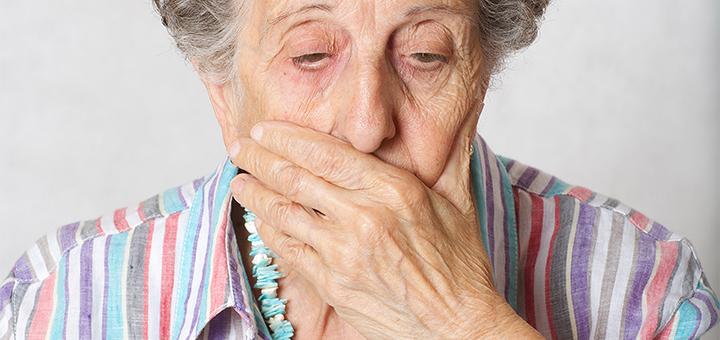 Vergeet de mond van kwetsbare ouderen niet
