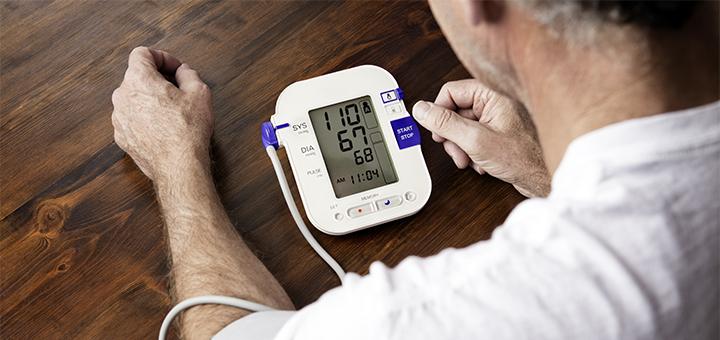 Pilot onderzoekt succesvoorwaarden thuismeten bloeddruk