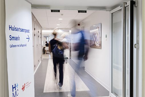 Bundeling acute zorgketens in Spoedeisende Medische Dienst