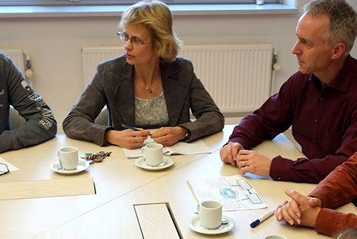 Verbeterstrategie voor interprofessionele samenwerking