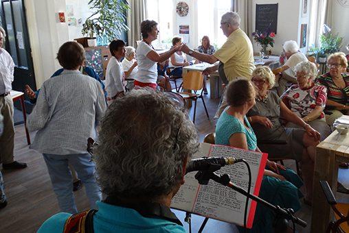 Succesvol ouderenproject Ons Raadhuis zoekt structurele financiering