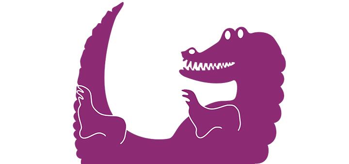 paarse krokodillen