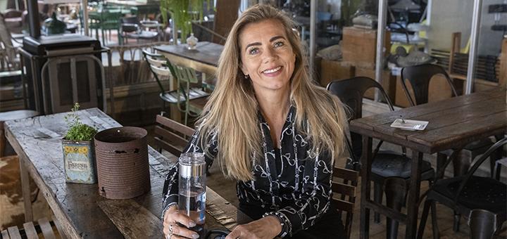 Manon van Leeuwen ambassadeur huisartsen Green Deal