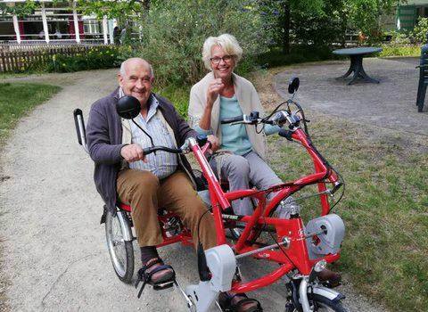 Vakantiewerk bij Zorggroep Almere