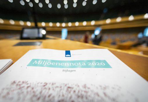 InEen positief over Miljoenennota 2020