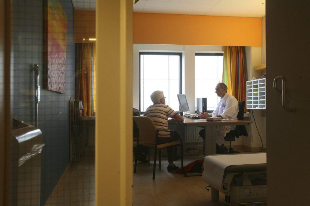 Specialist ouderengeneeskunde: proactieve zorgplanning
