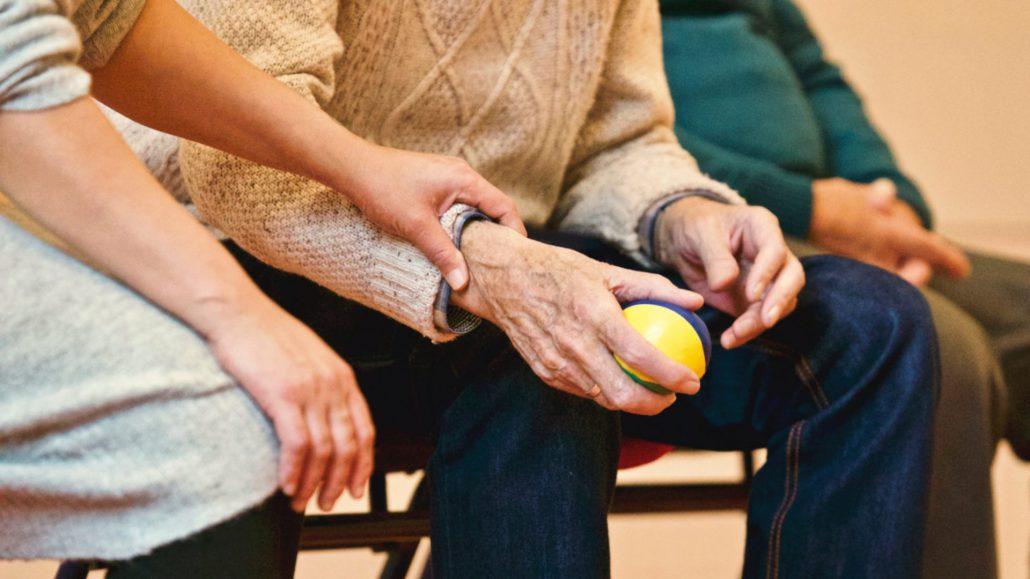 Voorloper in ouderenzorg