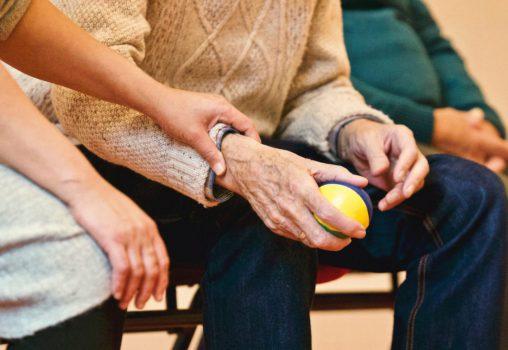 voorloper ouderenzorg
