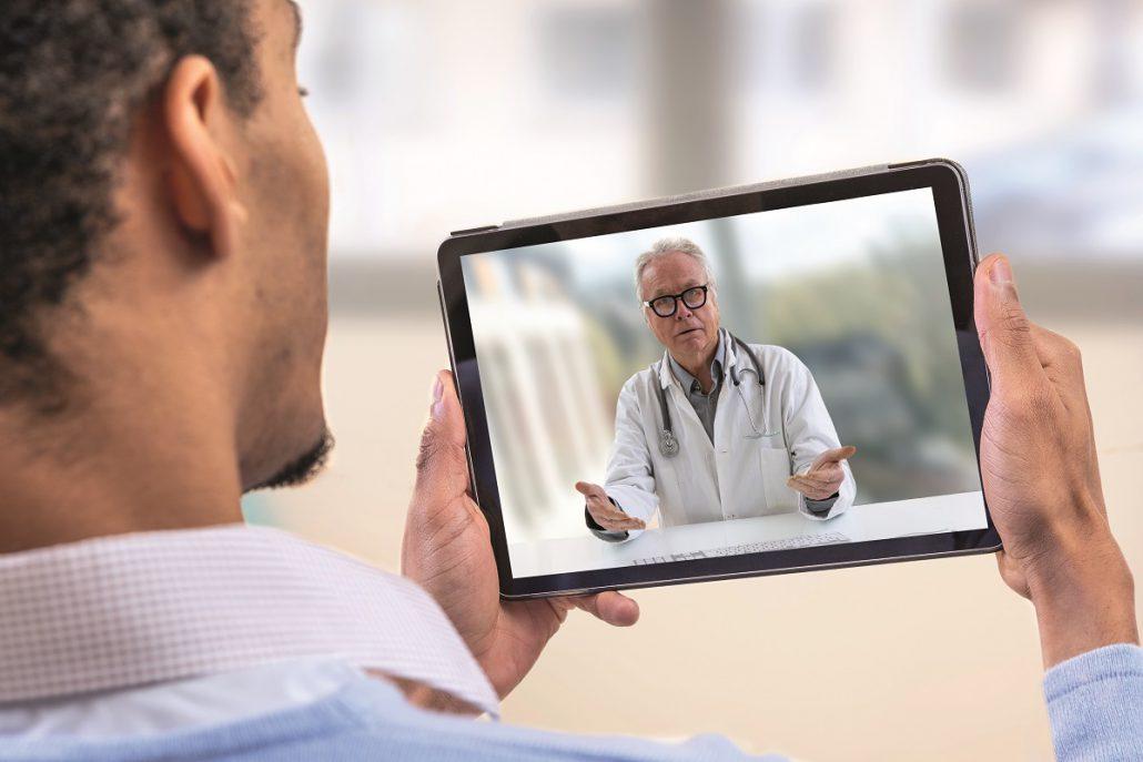 EHealth goede aanvulling persoonlijk contact arts en patiënt