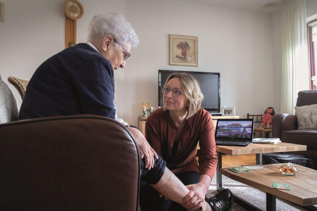 Verpleegkundig specialist ouderenzorg: basis voor de toekomst