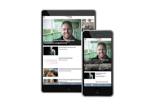 De Eerstelijns-app: waardevolle aanvulling magazine