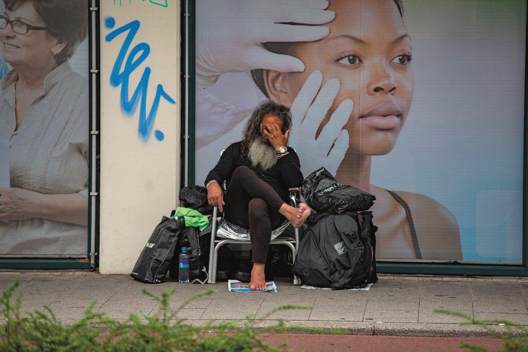 Dak- en thuislozen: de rol van straatdokters