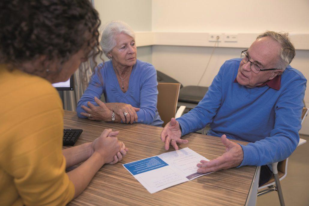 PROMs belangrijk bij ouderen