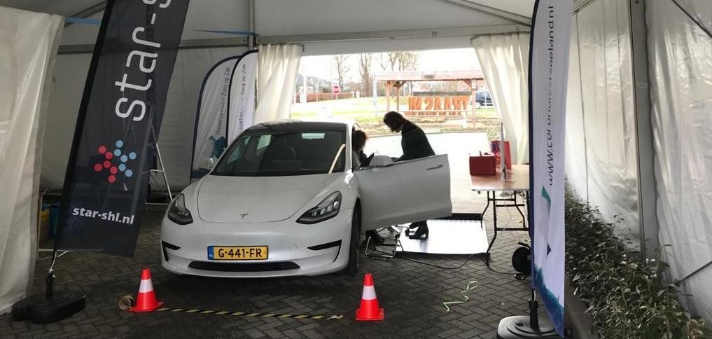 Star-shl start drive-thru bloedafname: veilig & snel bloedprikken vanuit je eigen auto