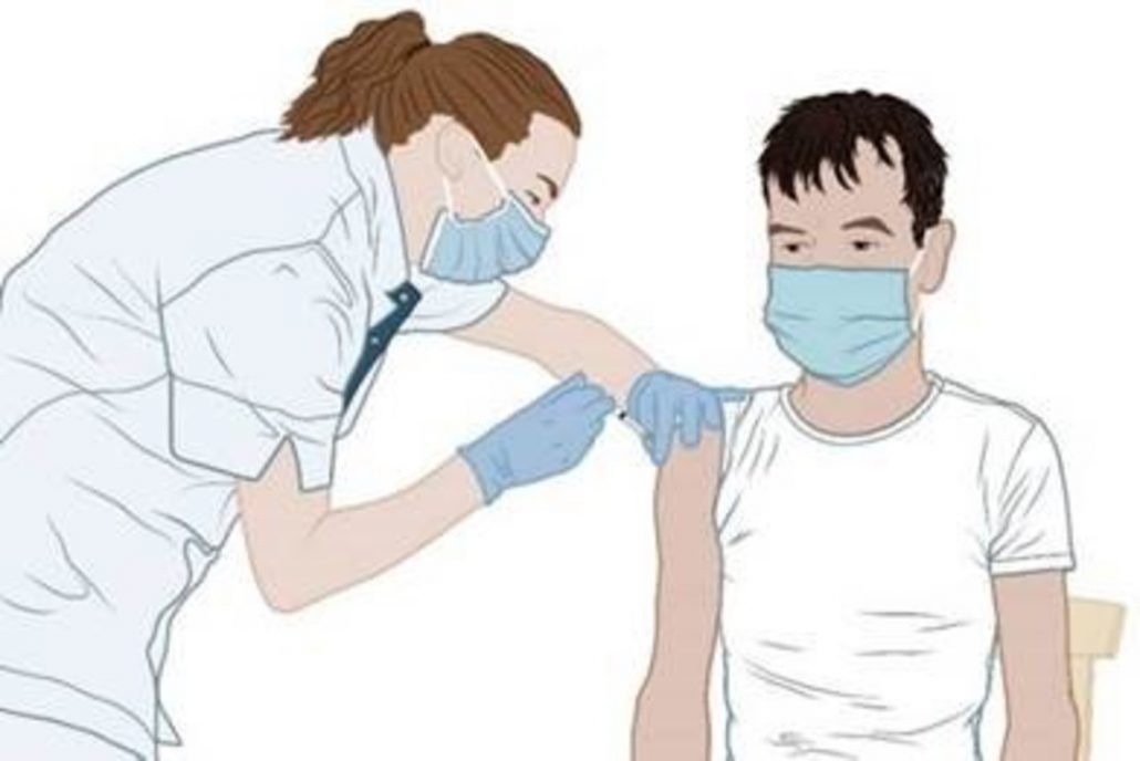 Grote onzekerheid in Nederland over veiligheid coronavaccinatie