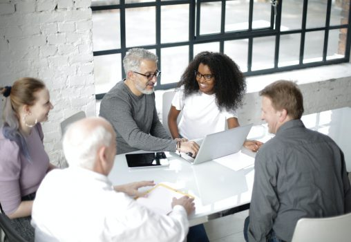 Masterclass Samenwerken Professionals
