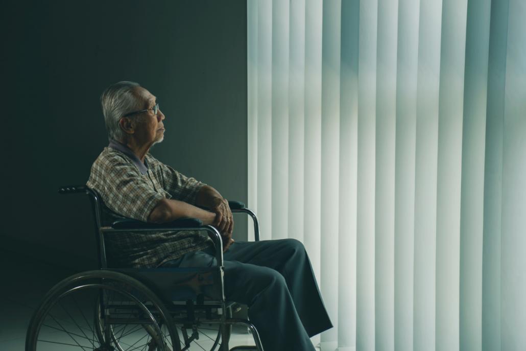 Eenzaamheid ouderen tegengaan met coach