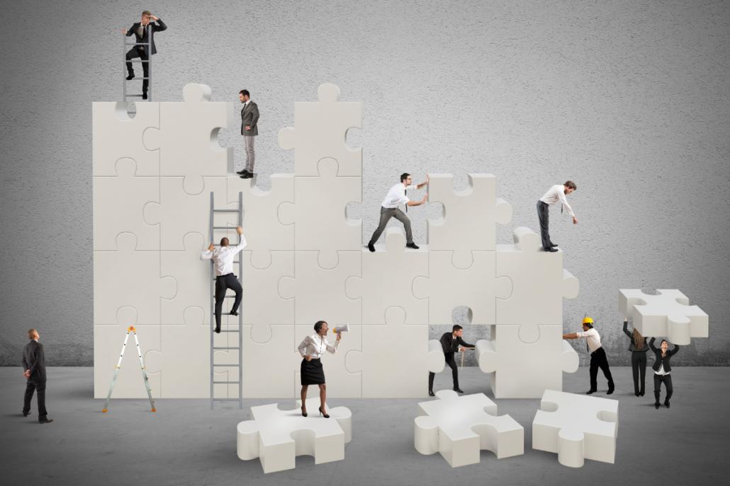 InEen Tweedaagse over leiderschap en samenwerking