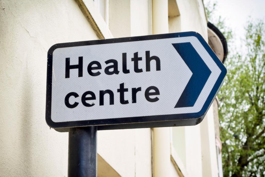 Gezondheidscentrum in plaats van praktijk aan huis